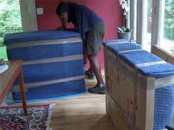 how to protect furniture for moving