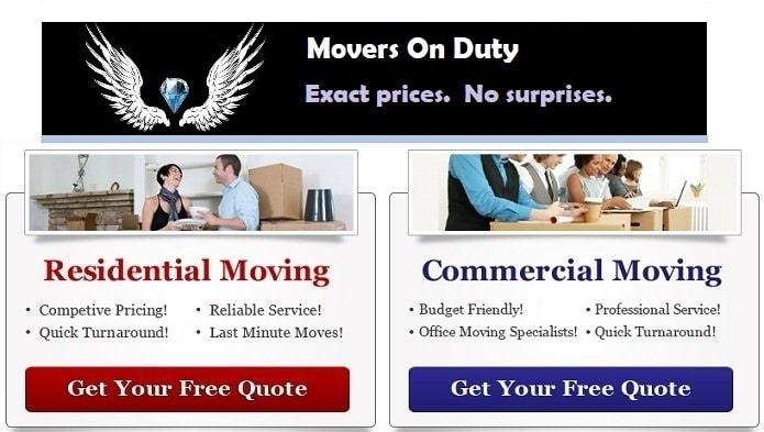commercial moving companies potomac maryland