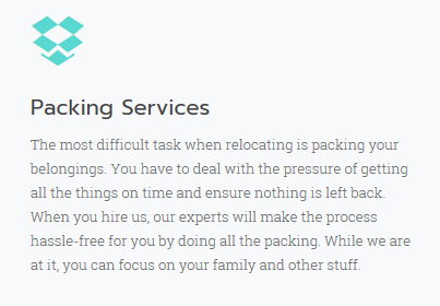 packing services mclean va