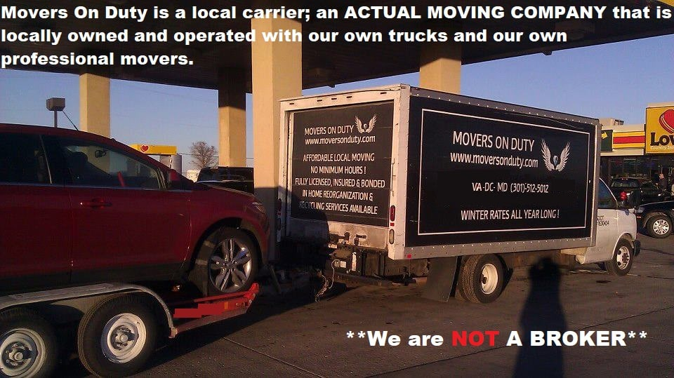 moving companies potomac md