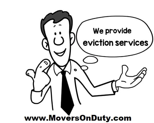 Eviction movers