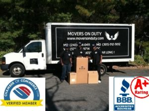 movers near davidsonville md