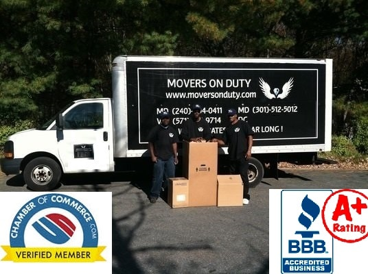 movers kensington md