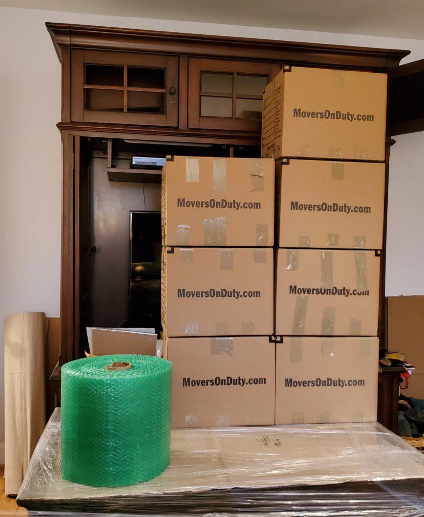 Packing services tysons corner va