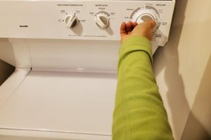 how to move a washer