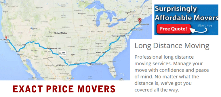 long distance movers arlington va