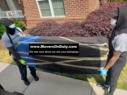 full service movers maryland